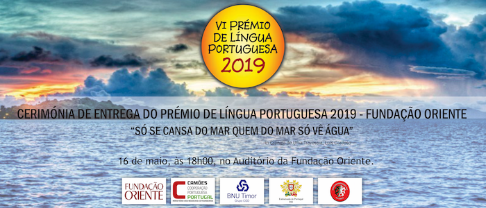 VI Prémio de Língua Portuguesa, Fundação Oriente, Timor-Leste