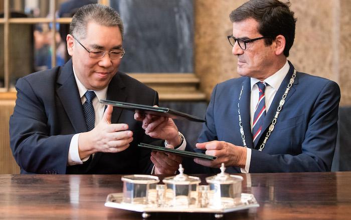 Macau tem orgulho em ser a plataforma para o investimento chinês nos países lusófonos