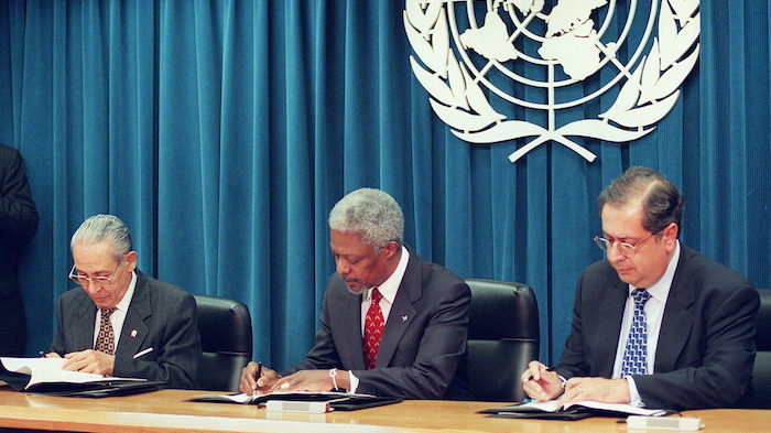 Parlamento timorense recorda 20 anos do acordo luso-indonésio que permitiu referendo
