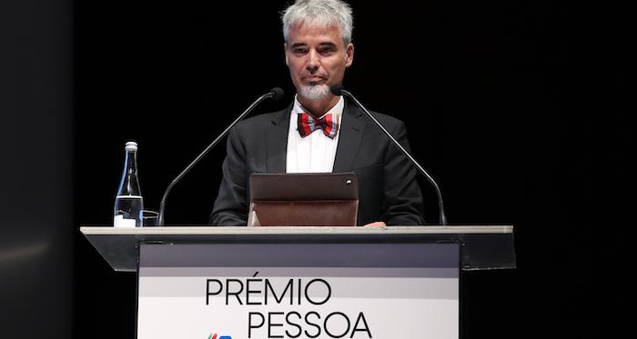 O geógrafo Miguel Bastos Araújo é o vencedor do Prémio Pessoa