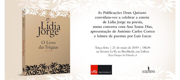 """""""O Livro das Tréguas"""", de Lídia Jorge"""