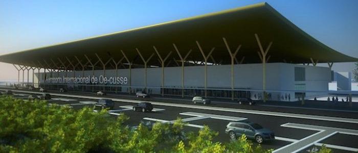 Presidente timorense inaugura novo Aeroporto Internacional de Oecusse