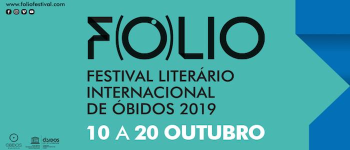 Folio 2019 vai reunir em Óbidos escritores de 11 países
