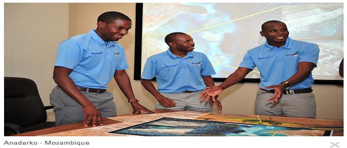 Consórcio de gás natural anuncia um dos maiores investimentos de sempre em Moçambique