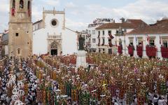 A Festa dos Tabuleiros em Tomar