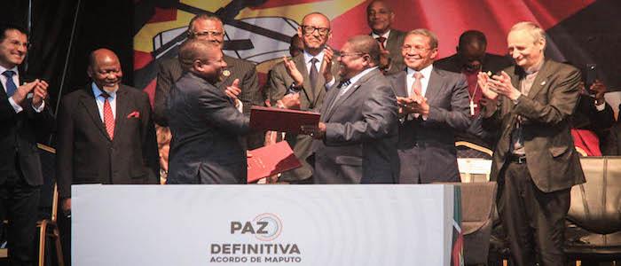 Acordo de Paz e Reconciliação Nacional