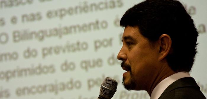 Português deve aproveitar fenómeno do multilinguismo para crescer – Gilvan Müller de Oliveira