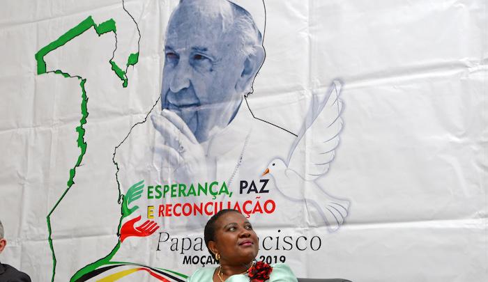 Visita do Papa Francisco a Moçambique