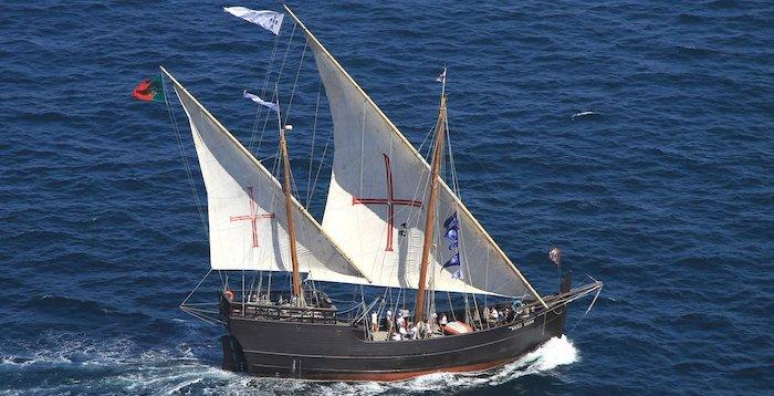 Magalhães/500 anos: Caravela Vera Cruz parte hoje de Setúbal a celebrar a circum-navegação
