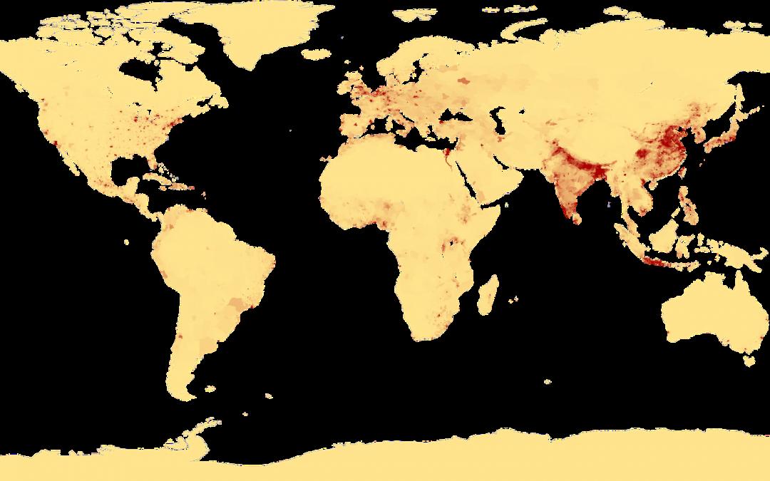Crescimento populacional nos Países da CPLP