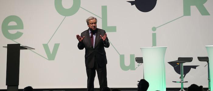 """Lisboa Verde: Guterres defende que galardão é """"extremamente importante"""" no mundo de hoje"""