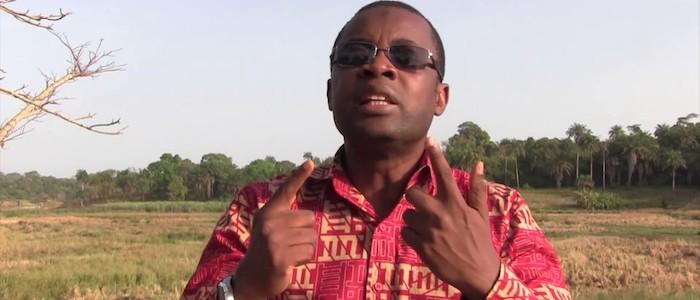 Poeta guineense Mussá Baldé apresenta sexta-feira em Bissau coletânea de poemas em áudio