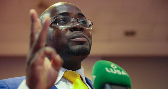 """Partido angolano PLUS quer """"libertar angolanos"""" dos """"males que os arruínam"""""""
