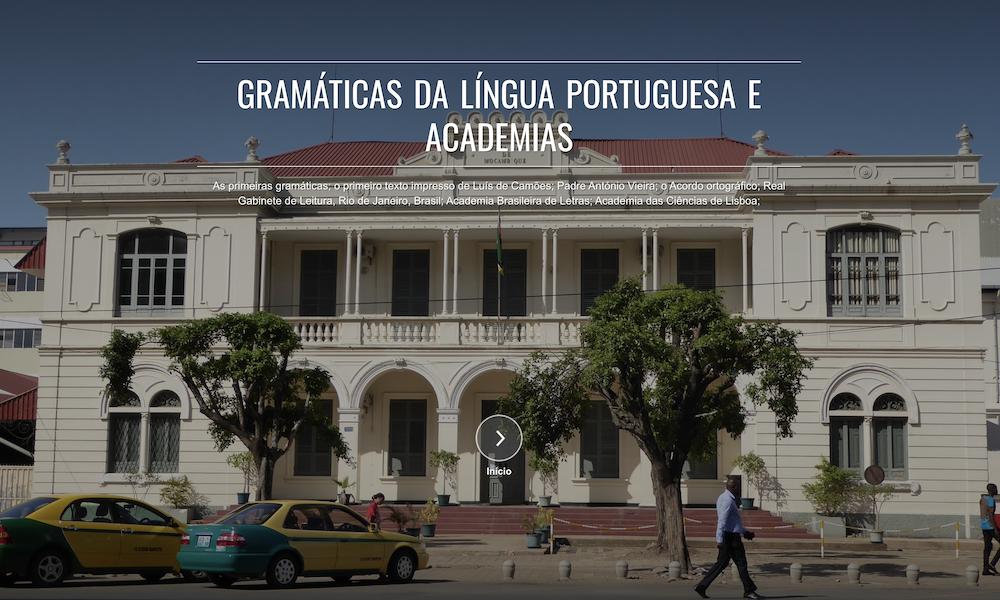 Gramáticas da Língua Portuguesa e Academias