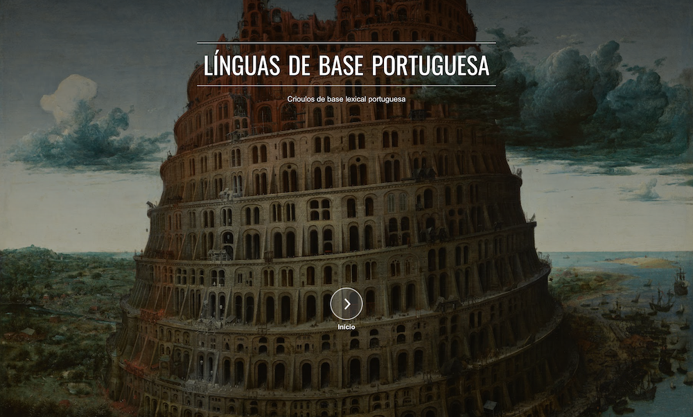 Línguas de Base Portuguesa