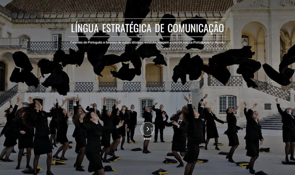 Língua Estratégica de Comunicação