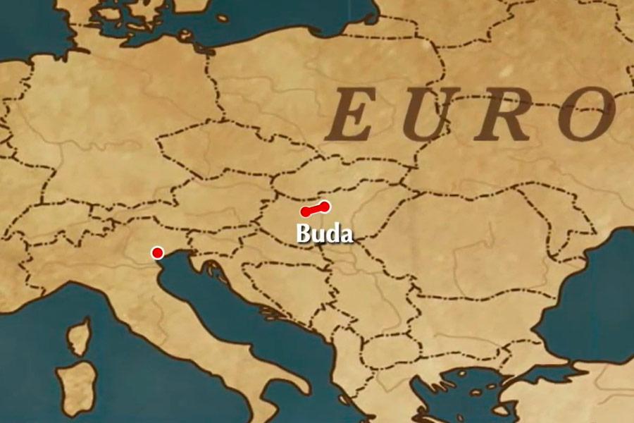 A Viagem europeia do Infante D. Pedro