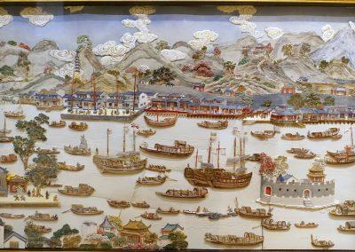 Vista de Cantão, 1750-1800