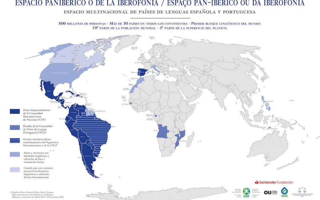 Conferência: 'Definição e articulação de um espaço multinacional de países de língua ibérica'