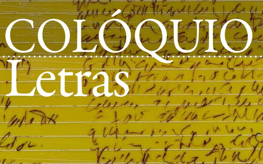Colóquio-Letras: primeiro volume do ano