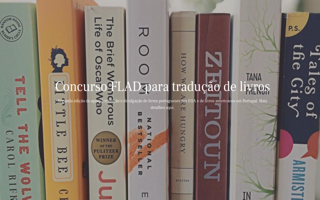 Concurso FLAD para tradução de livros
