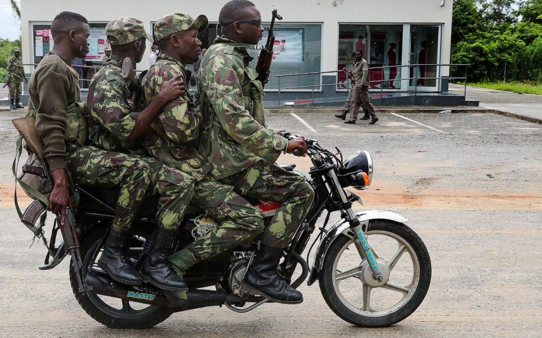 """Moçambique/Ataques: Situação no norte do país está """"fora de controlo"""""""
