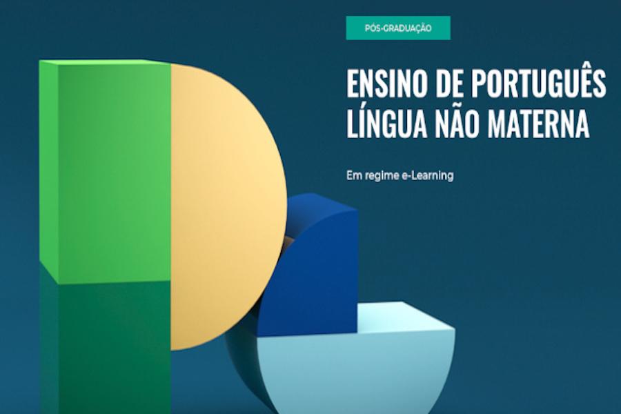Pós-Graduação em Ensino de Português Língua não Materna (e-learning)