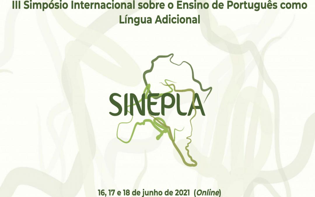 III Simpósio Internacional sobre o Ensino de Português como Língua Adicional