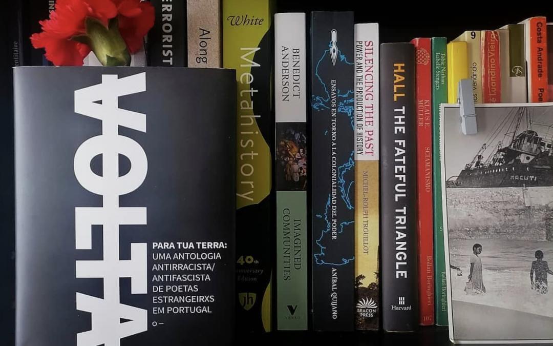 """""""Volta para tua terra"""" subverte agressão em poesia pela voz de escritores imigrantes"""