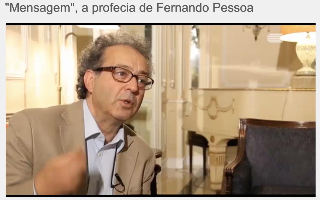 """""""Mensagem"""", a profecia de Fernando Pessoa"""