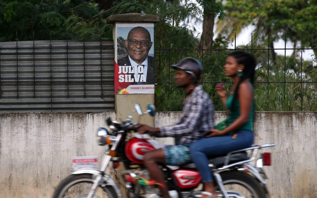 São Tomé/Eleições: Candidaturas competem por espaço nas ruas e nos decibéis