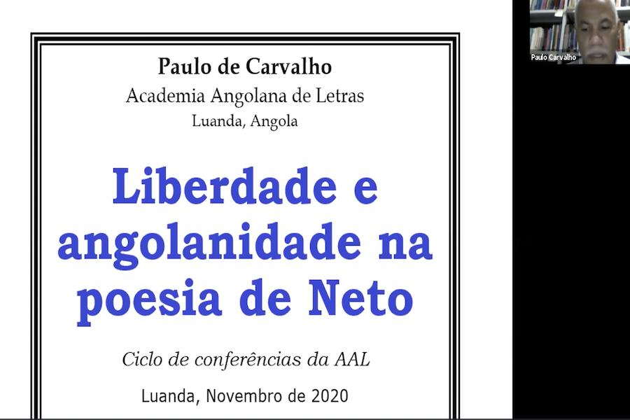 """""""Liberdade e angolanidade na poesia de Agostinho Neto"""""""
