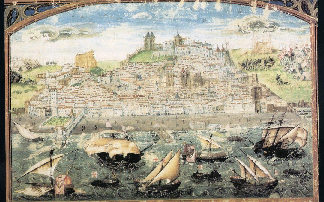 Lisboa no Renascimento, a cidade global