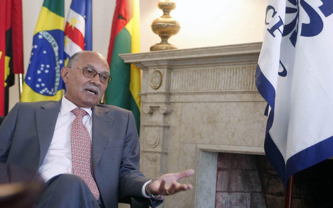 Luís Fonseca, antigo secretário executivo admite que CPLP ainda não é comunidade de povos