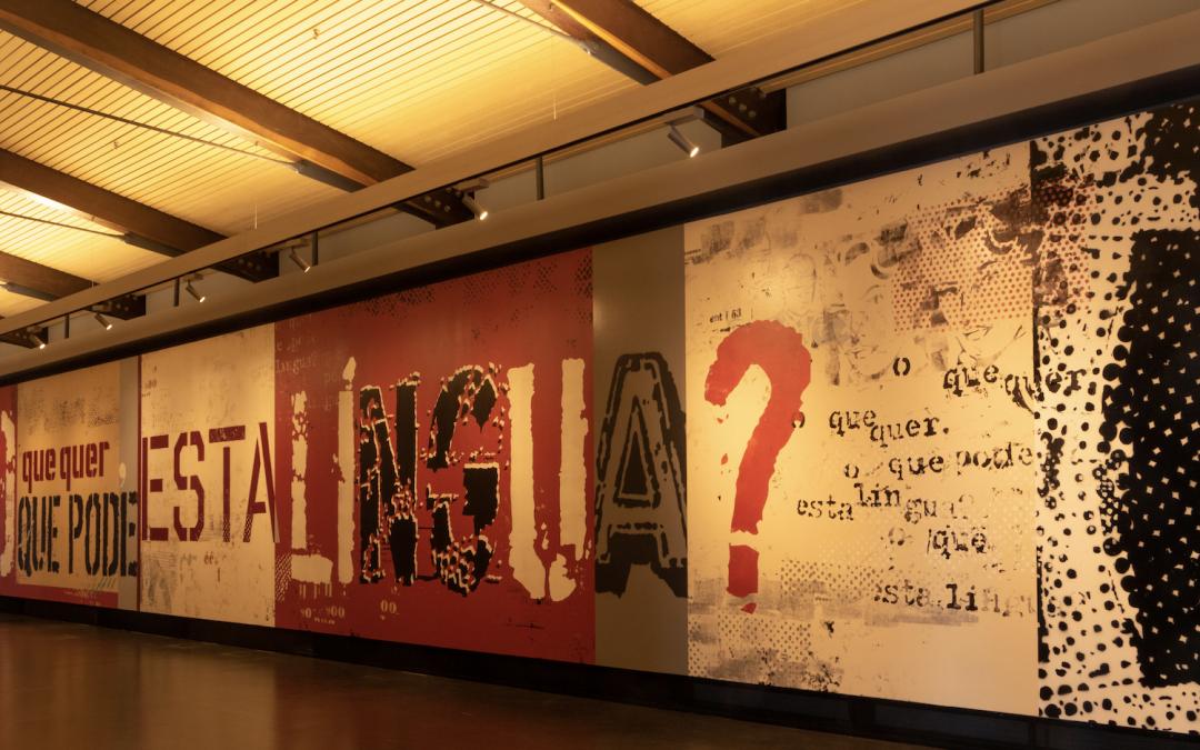 Museu da Língua Portuguesa é reinaugurado com novas experiências para os visitantes