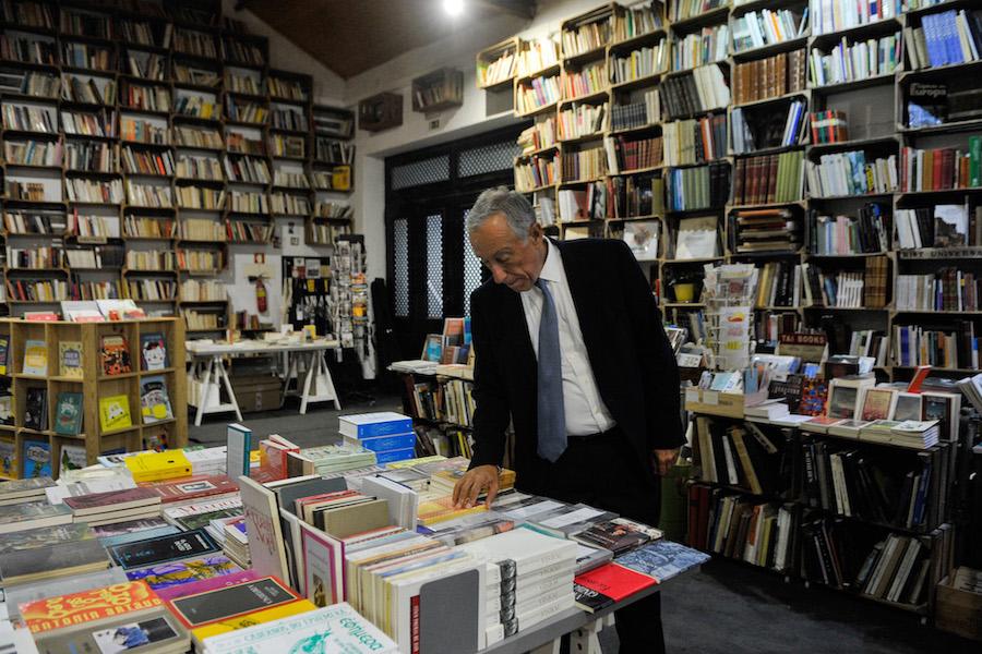 Marcelo prevê deslocar-se ao Brasil para reabertura do Museu da Língua Portuguesa