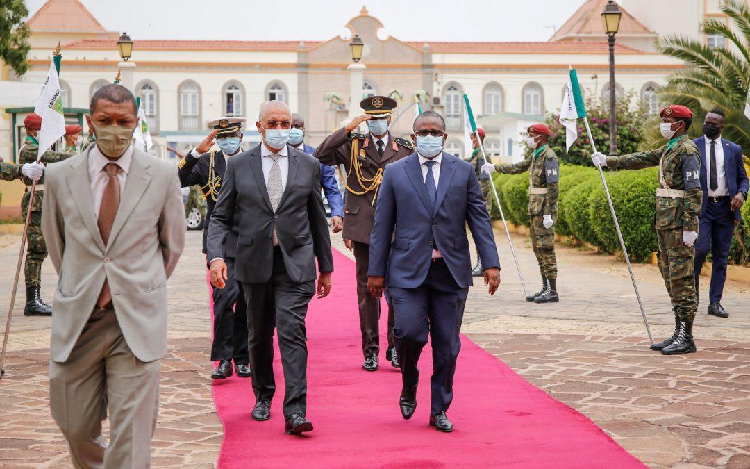 """Guiné-Bissau e Cabo Verde querem ter """"voz sintonizada"""" em organizações internacionais"""