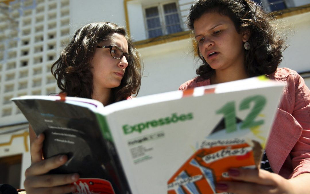 Exame de Português incluiu perguntas de obras de estudo opcional