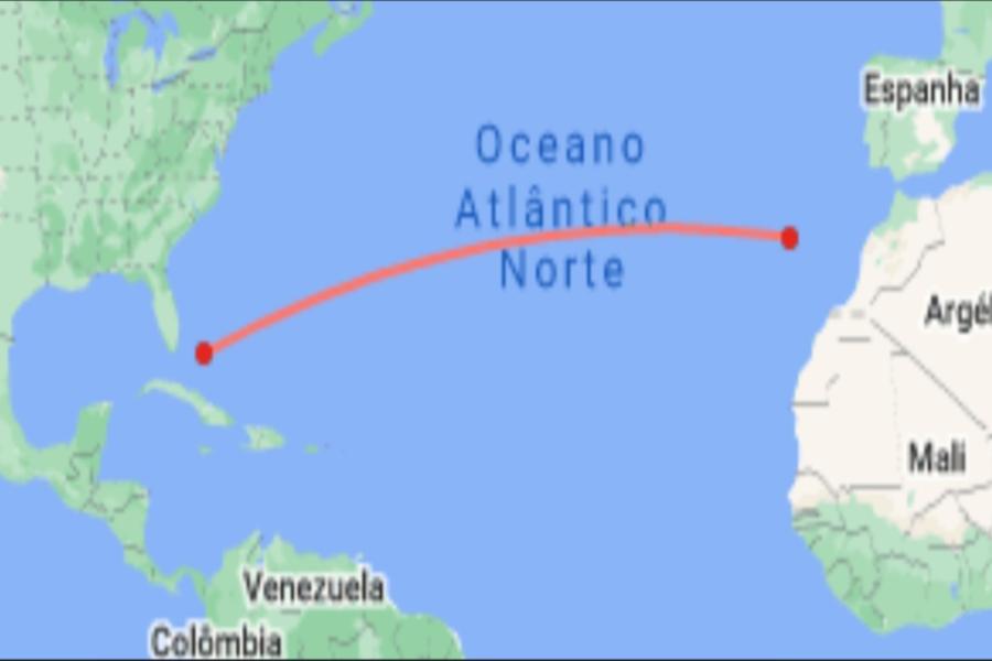 Garrafa lançada nas Caraíbas chega à Madeira oito anos depois