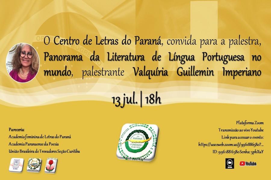 Panorama da literatura de língua portuguesa no mundo