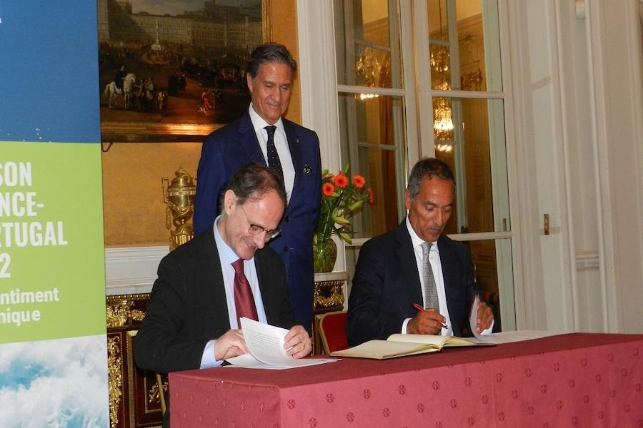 Camões, I.P. e Sorbonne criam Cátedra Paul Teyssier