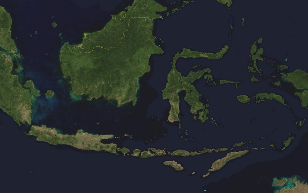 Línguas faladas na Indonésia