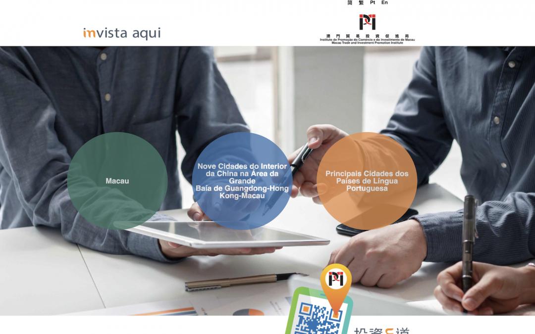 Macau lança portal para promover investimento entre China e mercados lusófonos