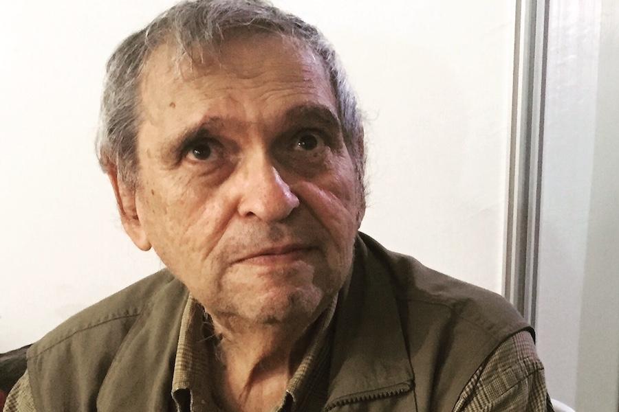 Nuno Júdice lê Rafael Cadenas