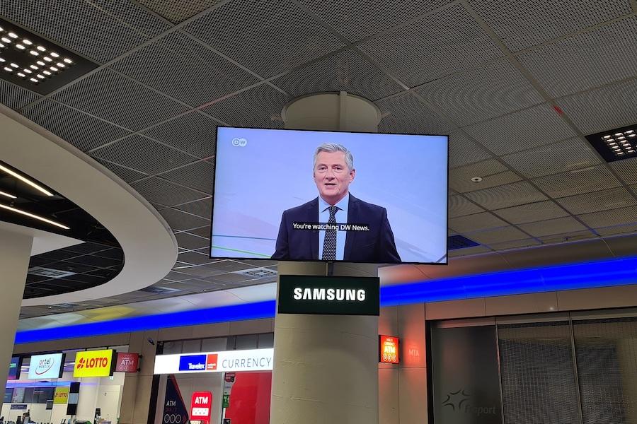 Tecnologias de Inteligência Artificial da Priberam já em funcionamento no aeroporto de Frankfurt